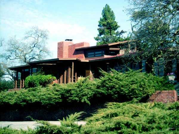 Experience the east bay the real california frank lloyd for Frank lloyd wright california